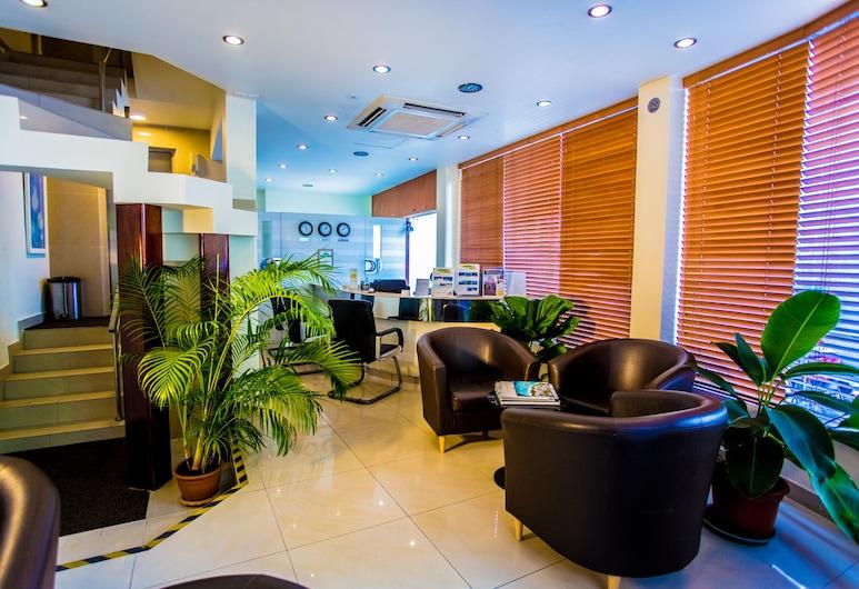 Hotel Octave, Malé, Lobby