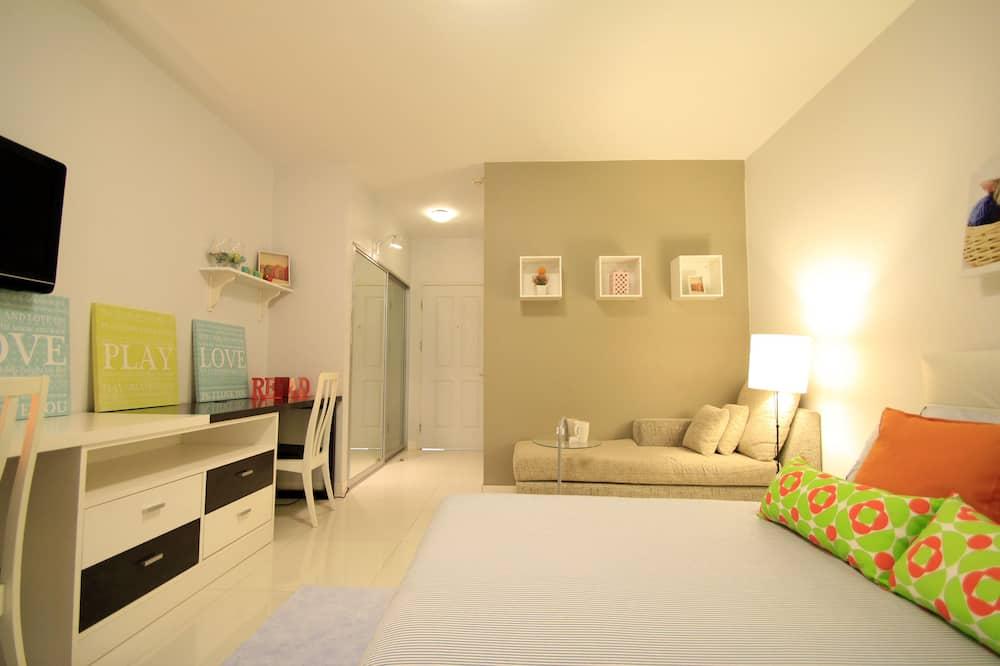 Standard Twin Room - Living Room