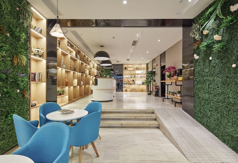 Insail Hotels (Pazhou Exhibition Center KeCun Metro Station Liyin Square Branch Guangzhou), Guangzhou, Reception