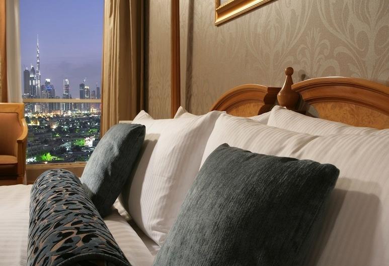 โรงแรมเชลซี พลาซ่า ดูไบ, ดูไบ, ห้องสวีท, ห้องพัก