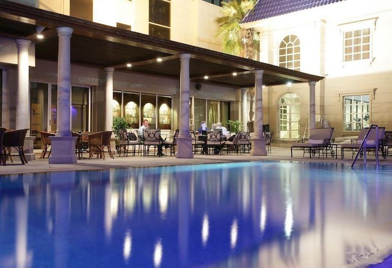 Chelsea Plaza Hotel Dubai, Dubaj, Venkovní bazén