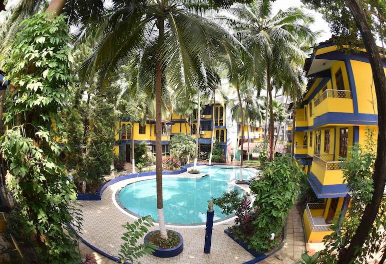 Falcon Resorts, Calangute, Välisilme