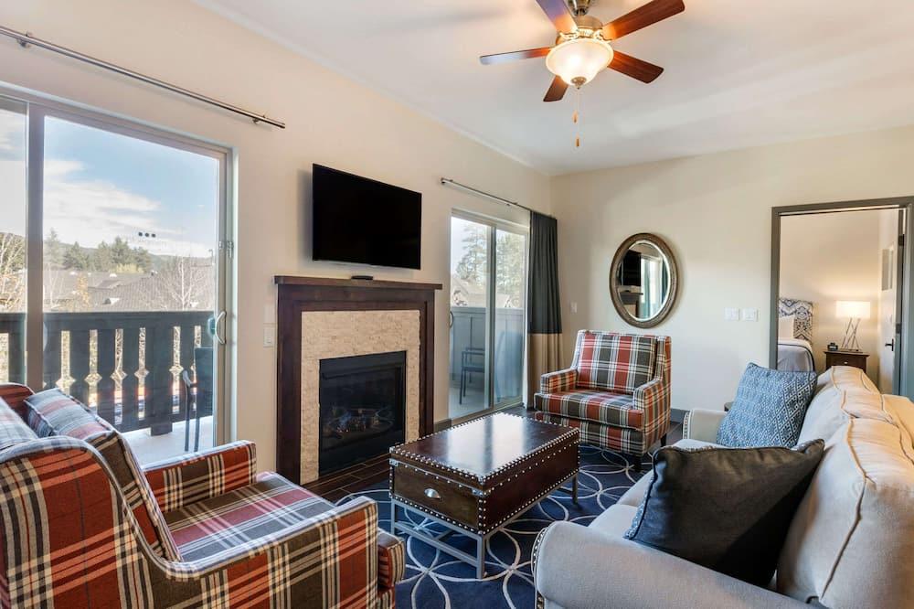 Suite, Beberapa Tempat Tidur, akses difabel, non-smoking - Area Keluarga