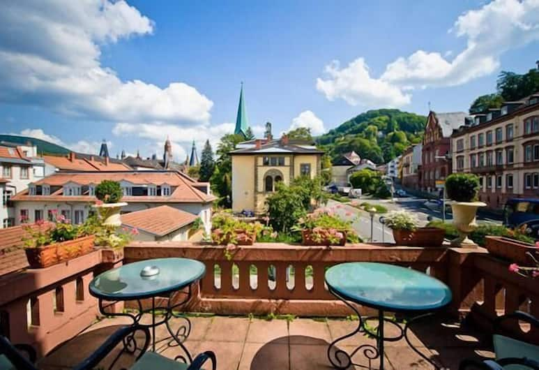 Hotel Monpti, Heidelberg, Terrasse/Patio