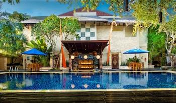 Hình ảnh Best Western Kuta Villa tại Tuban
