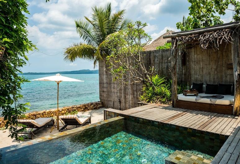 Song Saa Private Island, Koh Ouen, Vila, pogled na ocean, Pogled na plažu/ocean