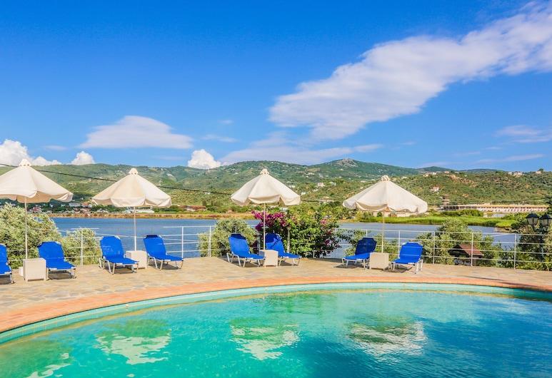 Villa Ariadni, Skiathos, Výhled ze zařízení