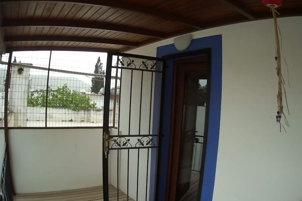 Panoramic-Apartment, 2Schlafzimmer, Stadtblick - Balkon