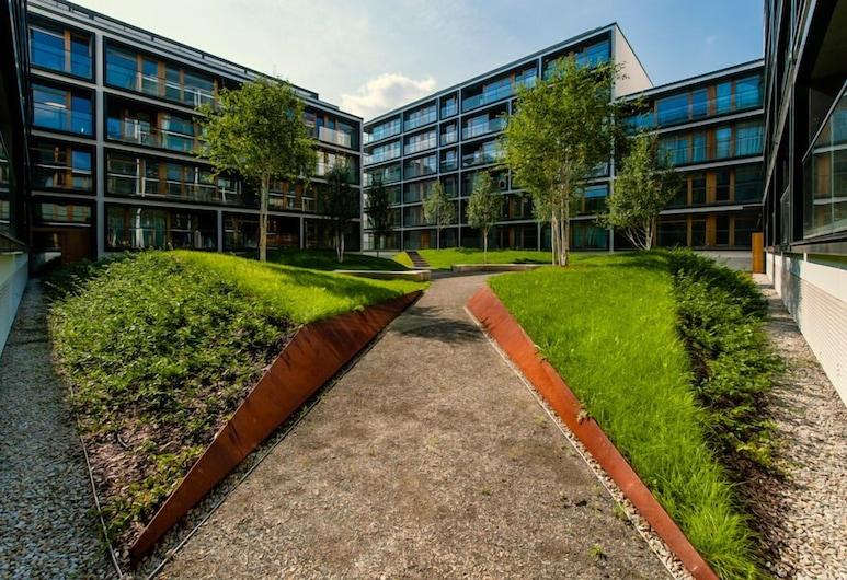 Warsaw Design Apartments, Varsova, Terassi/patio