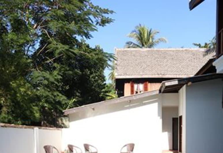 Villa Oasis Luang Prabang, Λουάνγκ Πραμπάνγκ, Εξωτερική πισίνα