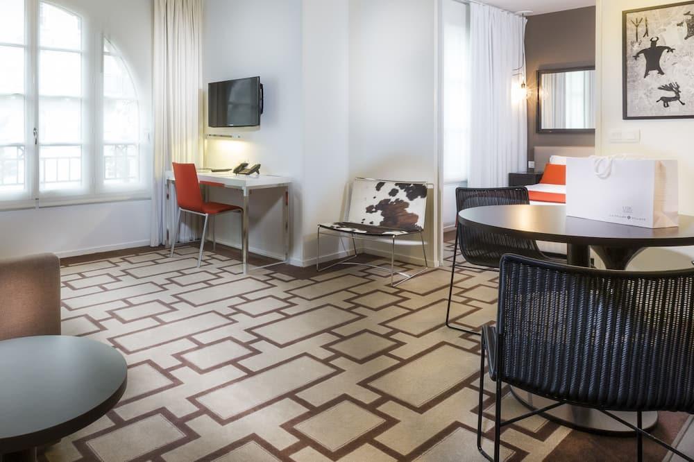 Apartament typu Deluxe Suite, 2 sypialnie - Powierzchnia mieszkalna