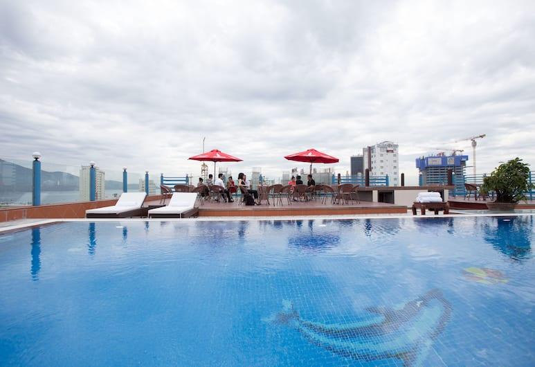 星星飯店, 峴港, 室外游泳池