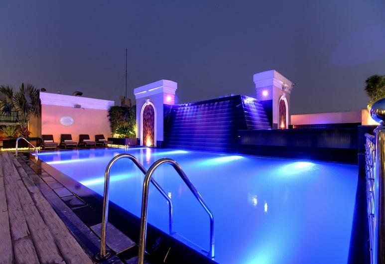 The Pllazio Hotel, Gurugram, Rooftop Pool