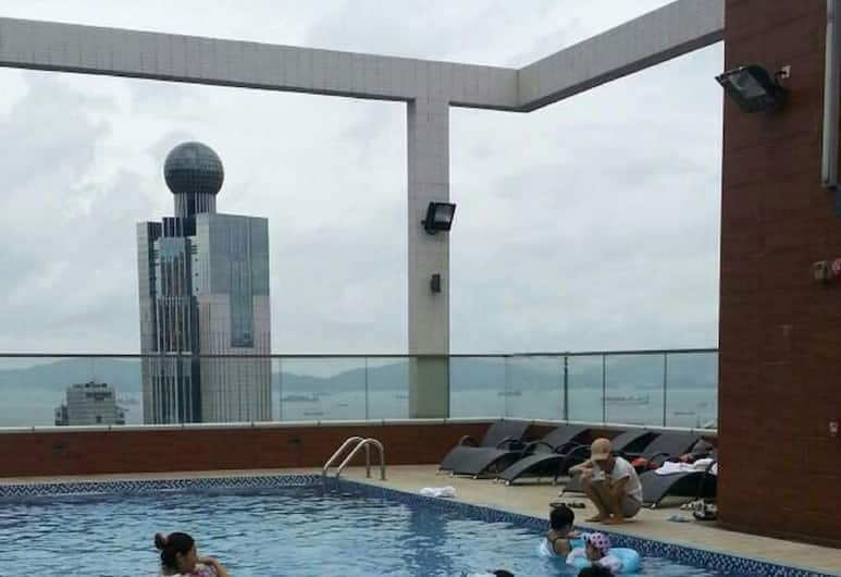 Ramada Wyndham Hong Kong Harbour View, Hong Kong, Outdoor Pool