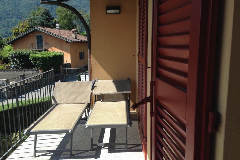 Appartamento, 1 camera da letto, vista montagna - Balcone