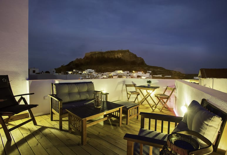 Lindos Boutique Rooms - Adults Only, Rodosz