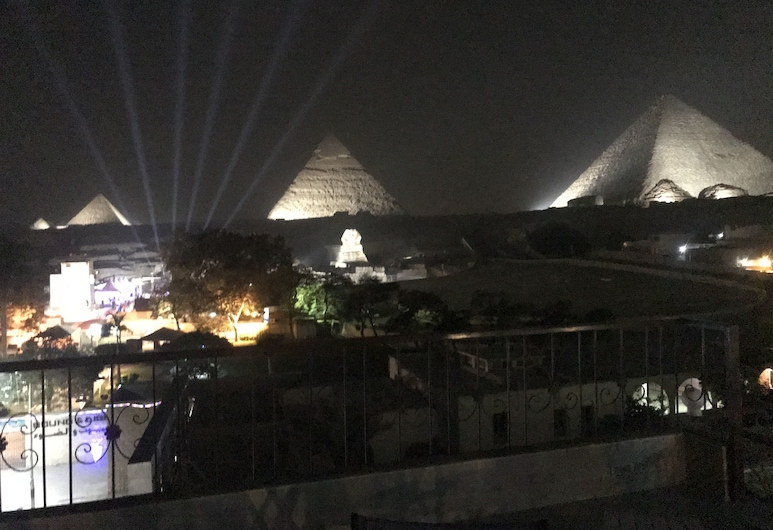 Pyramids View inn Bed & Breakfast, Giza, Hotel Bar