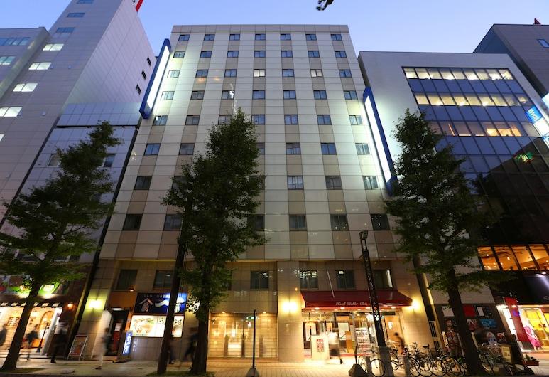 札幌法華俱樂部飯店, 札幌, 飯店入口 - 夜景