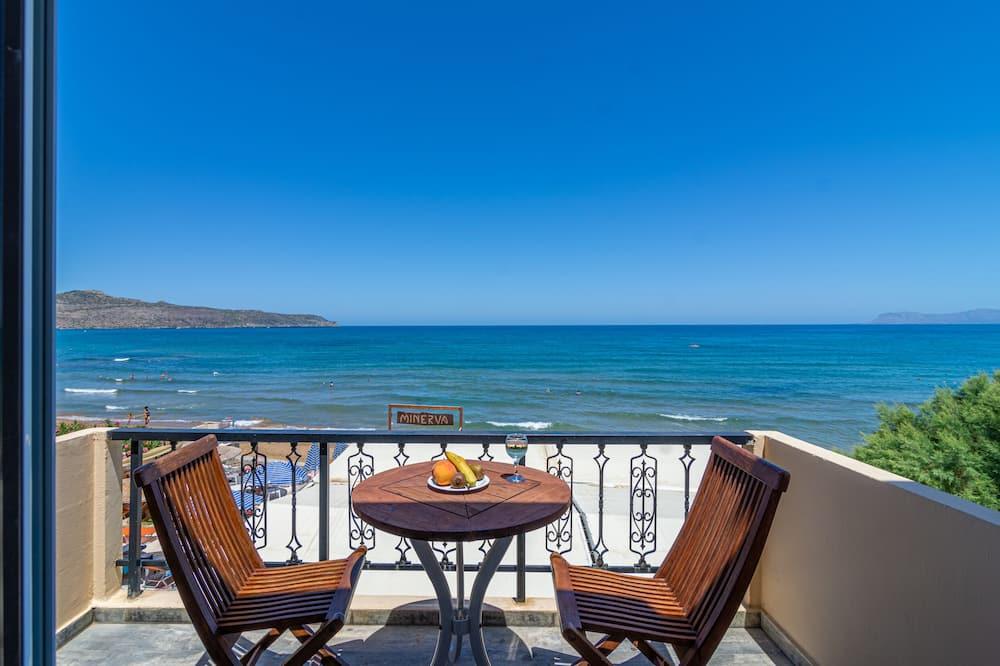Rodinná izba (Open Plan) - Výhľad na pláž/oceán