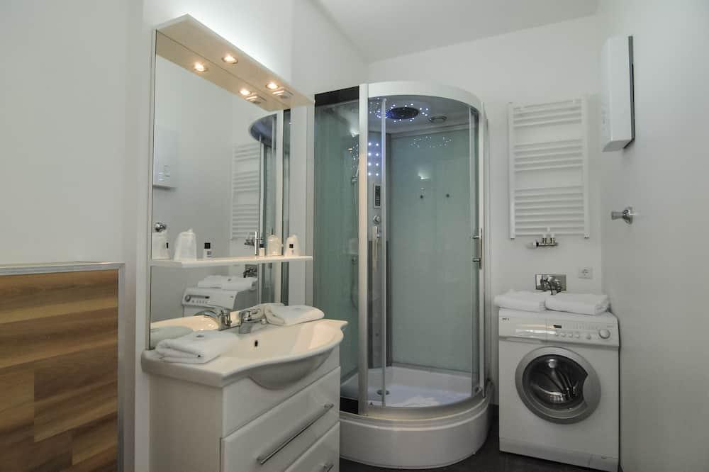 Апартаменти категорії «Комфорт» - Ванна кімната