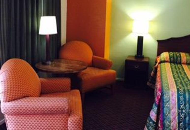 Hacienda Motel, Yuma, Habitación estándar, 1 cama King size, Habitación