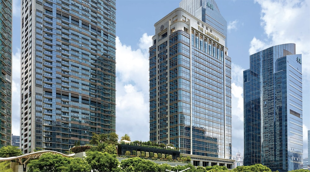 The Langham, Shenzhen, Shenzhen