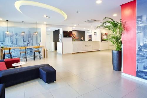馬尼拉馬卡蒂紅星球飯店/
