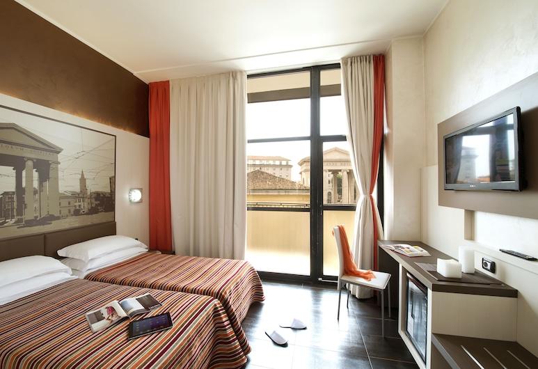 Hotel Milano Navigli, Milano, Suite Junior, terrazzo, Camera