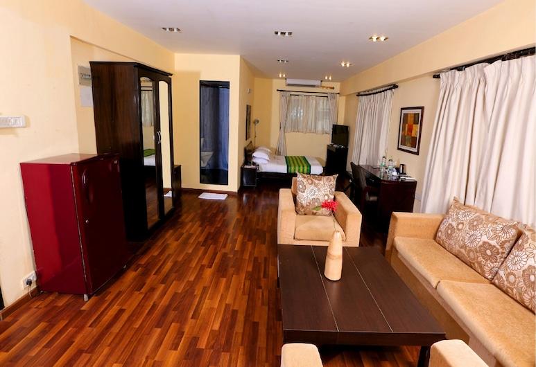 Orritel West, Mumbai, Suite, Gjesterom