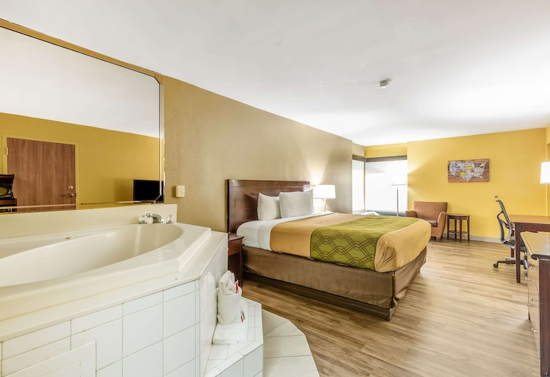 Econo Lodge Moss Point - Pascagoula, Moss Point, Guest Room