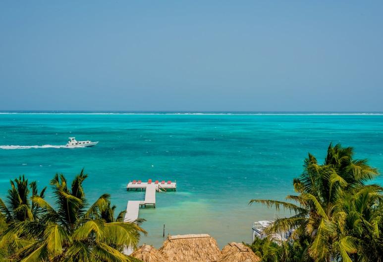 Island Magic Beach Resort Ltd, Caye Caulker, Plaża