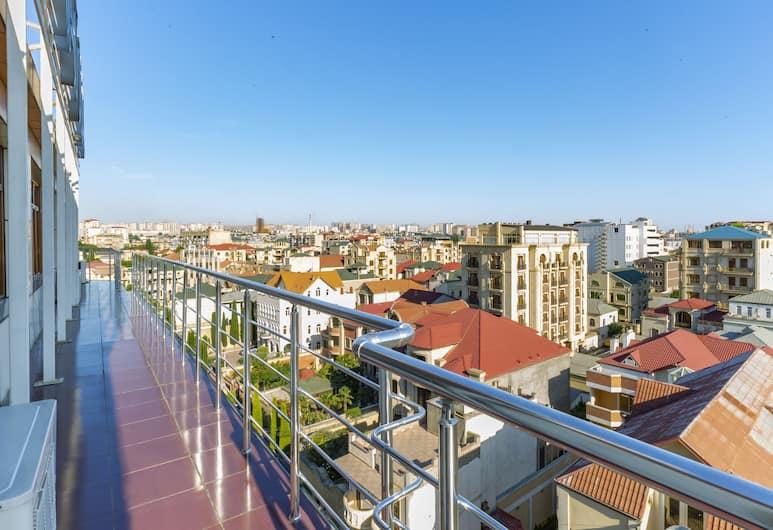 Отель «Анатолия», Баку, Стандартный двухместный номер с 2 односпальными кроватями, Вид на город