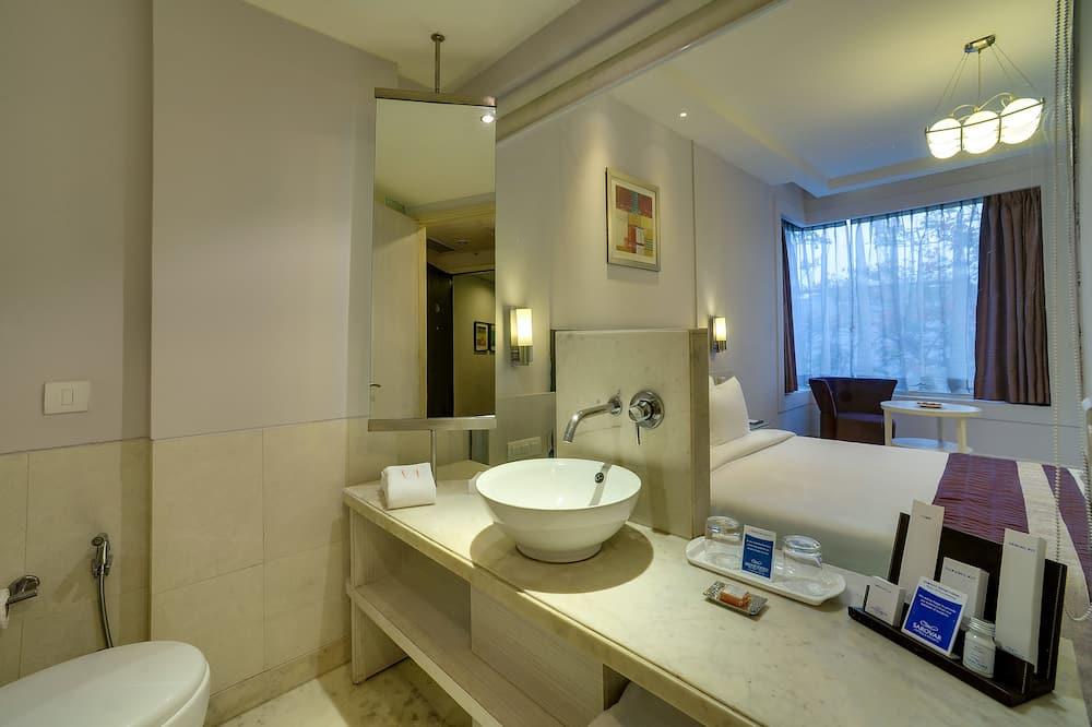 Superior kamer - Badkamer
