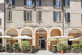 Enter your dates to get the best Ferrara hotel deal