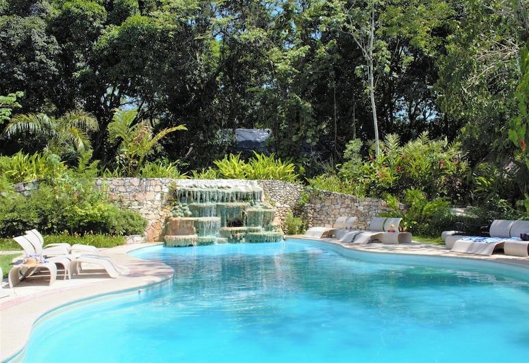 Hotel La Aldea del Halach Huinic, Palenque, Alberca