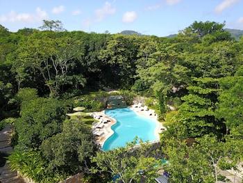 Selline näeb välja Hotel La Aldea del Halach Huinic, Palenque