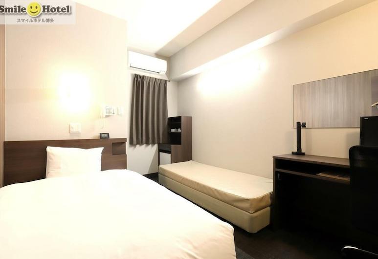 スマイルホテル博多, 福岡市, シングルルーム 禁煙, 部屋