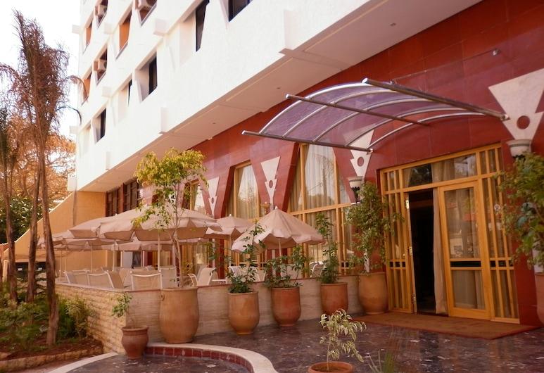 Hôtel Oscar , Rabat, Hotel Entrance