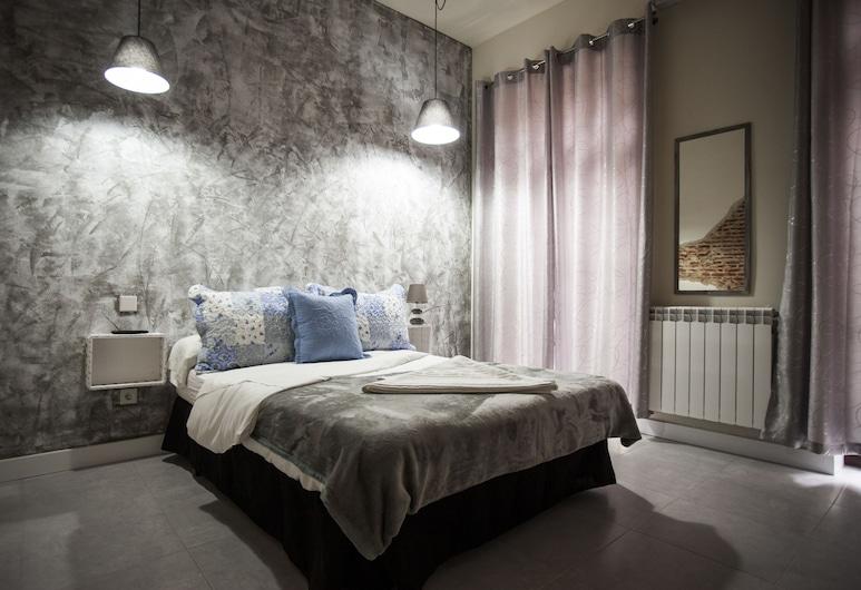 勒慕斯賓客民宿, 馬德里, 基本雙人房, 1 張標準雙人床, 共用浴室, 客房