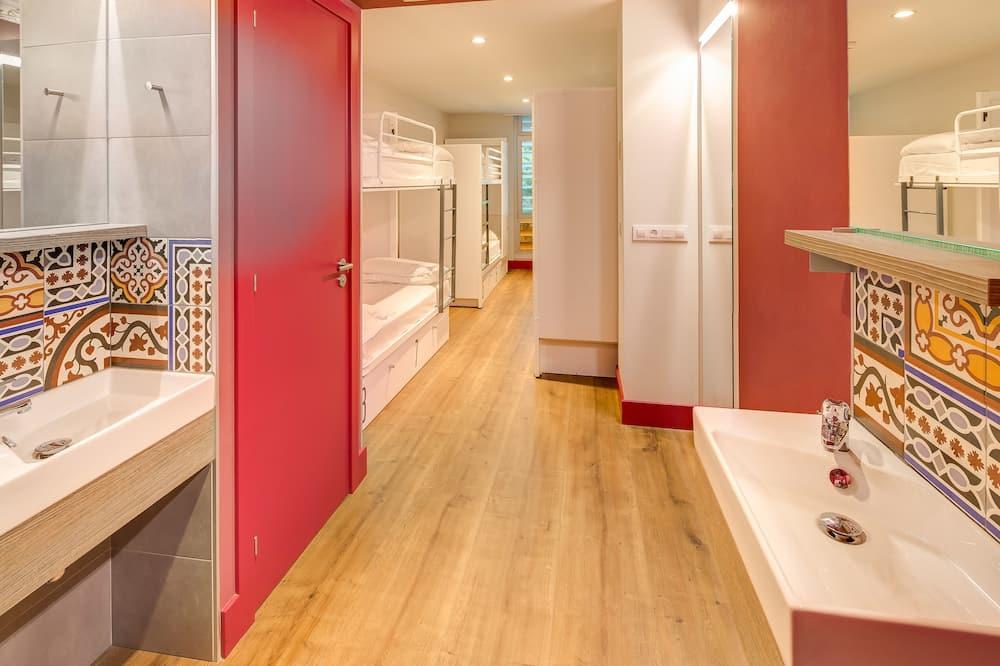 Dortoir mixte (One bed) - Salle de bain