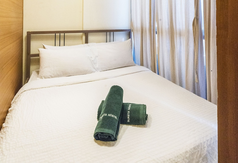 Suneta Hostel Khaosan, Bangkok, Private Double Bed With Shared Bathroom, Guest Room