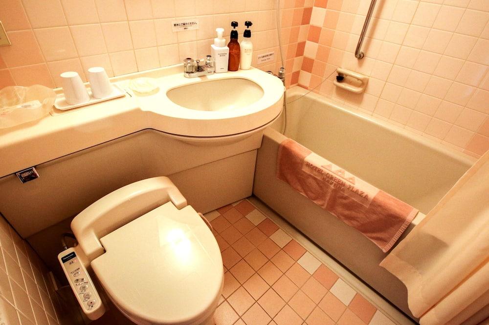 Standardværelse - ikke-ryger (Japanese-Western Style) - Badeværelse