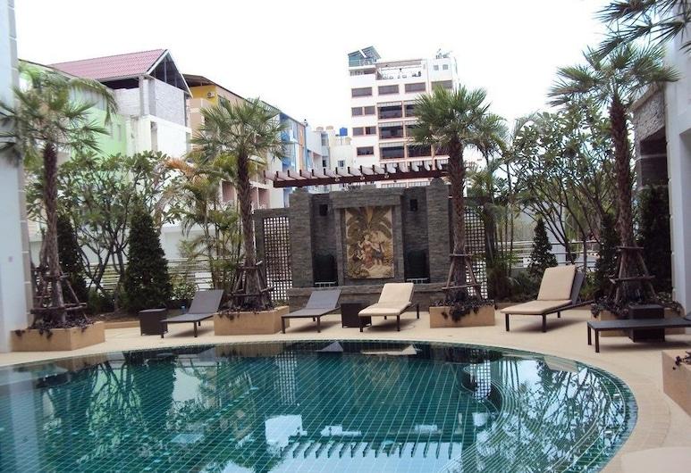 Art@Patong, Patong, Outdoor Pool