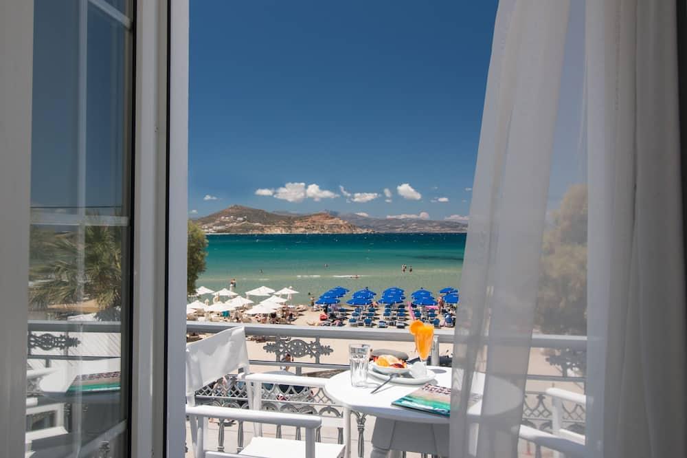 Standard Tek Büyük Yataklı Oda, Deniz Manzaralı - Balkon