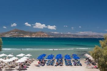 ภาพ Ippokampos Beachfront ใน Naxos