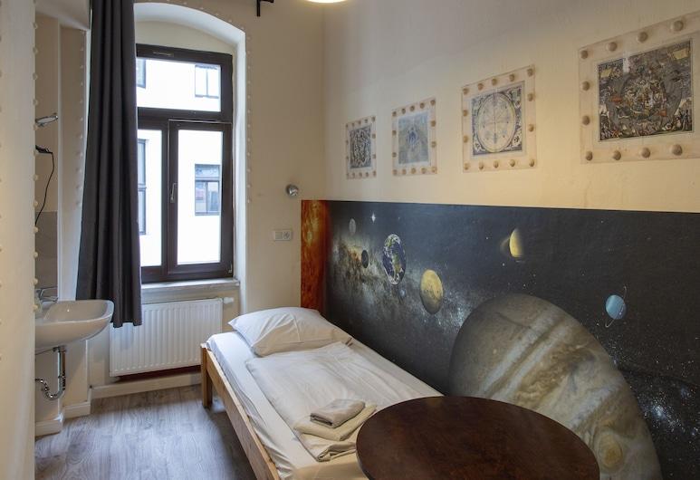 Hostel Mondpalast, Δρέσδη, Basic Μονόκλινο Δωμάτιο, 1 Υπνοδωμάτιο, Δωμάτιο επισκεπτών