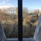 Economy enkelrum - delat badrum - Utsikt mot staden