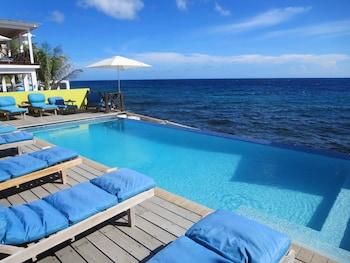 ภาพ Scuba Lodge & Ocean Suites ใน วิลเลมสตัด