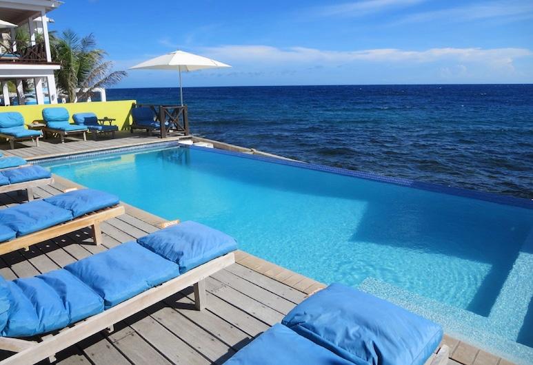 Scuba Lodge & Ocean Suites, Willemstad, Pool