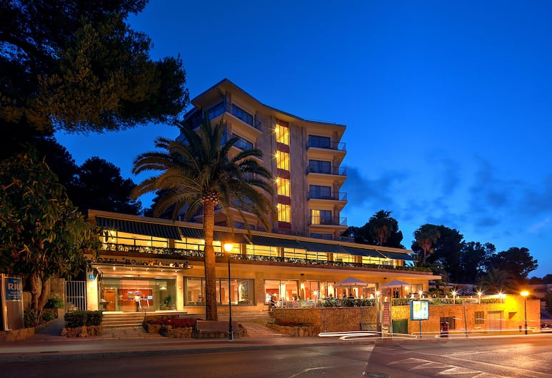 Hotel Bonanza Park, Calvia, Bagian Depan Hotel - Sore/Malam